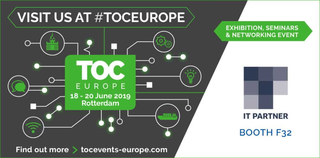 IT Partner at TOC Europe 2019